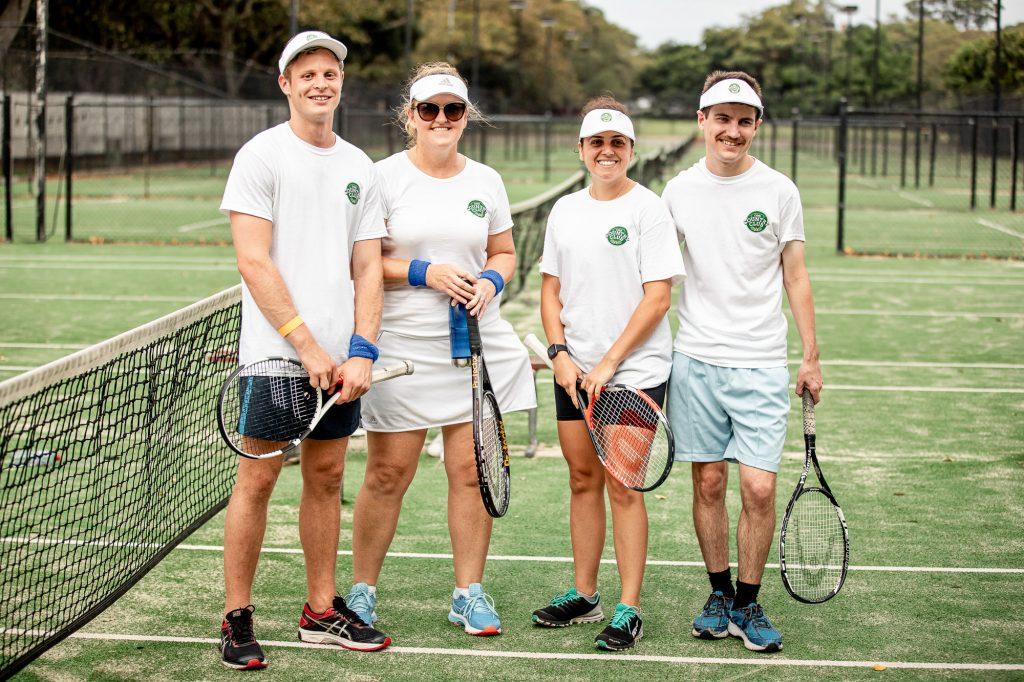 QMS Tennis tournament coverage