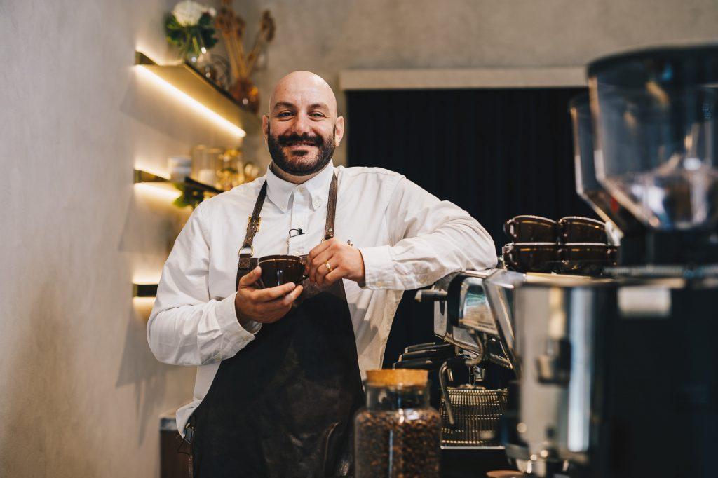 Media photography - Venue promotion - Vittoria Coffee