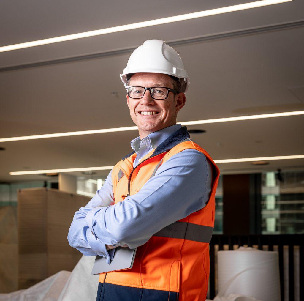 Portrait - Construction Company