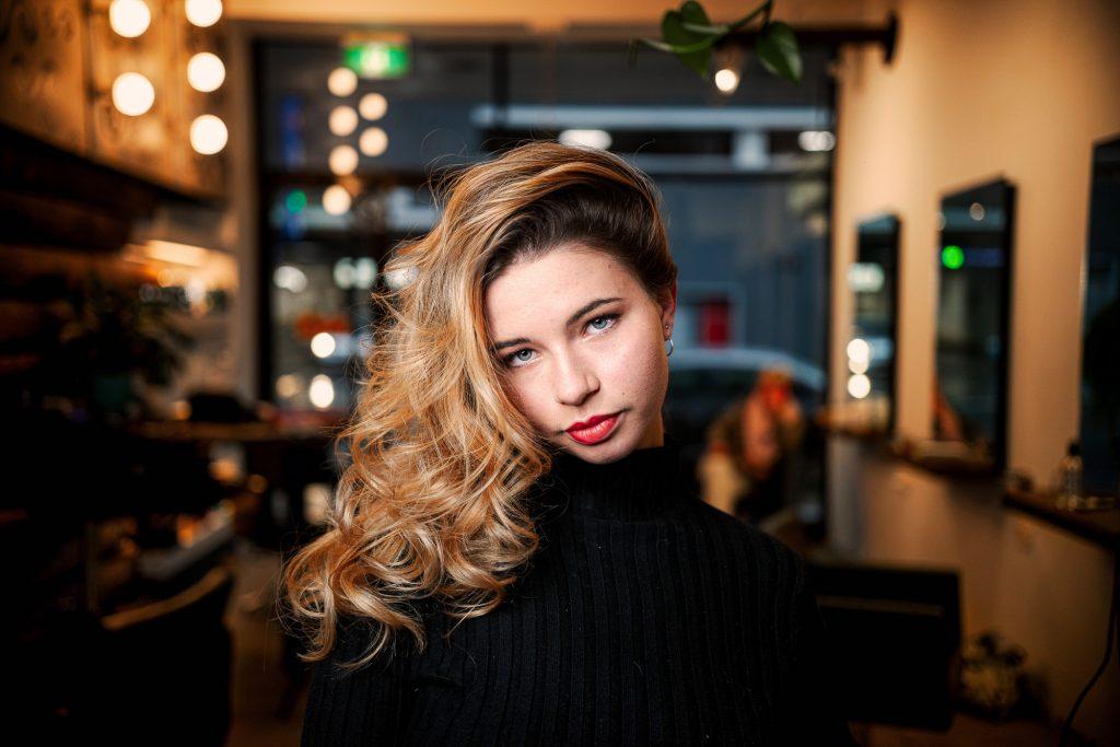 Portrait Hairdresser